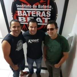 Krest Cymbals agora é parceira do Bateras Beat